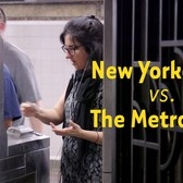 Watch New Yorkers Struggle With The MetroCard Swipe