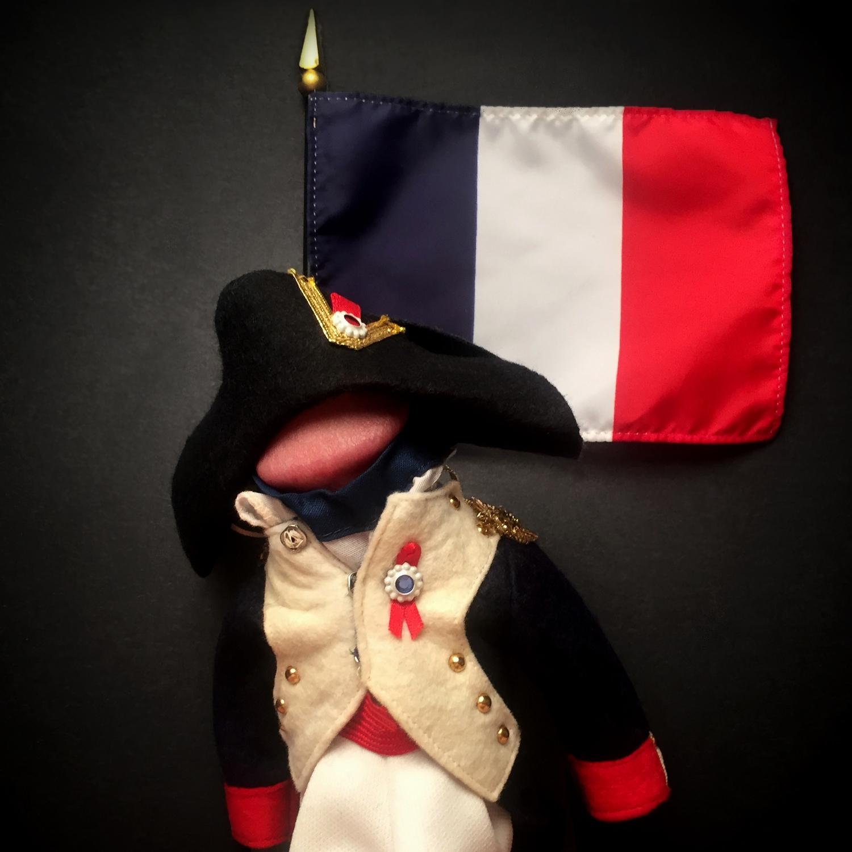 Napoleon Boner Parte