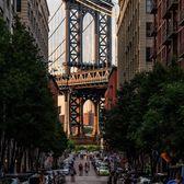Manhattan Bridge, DUMBO, Brooklyn