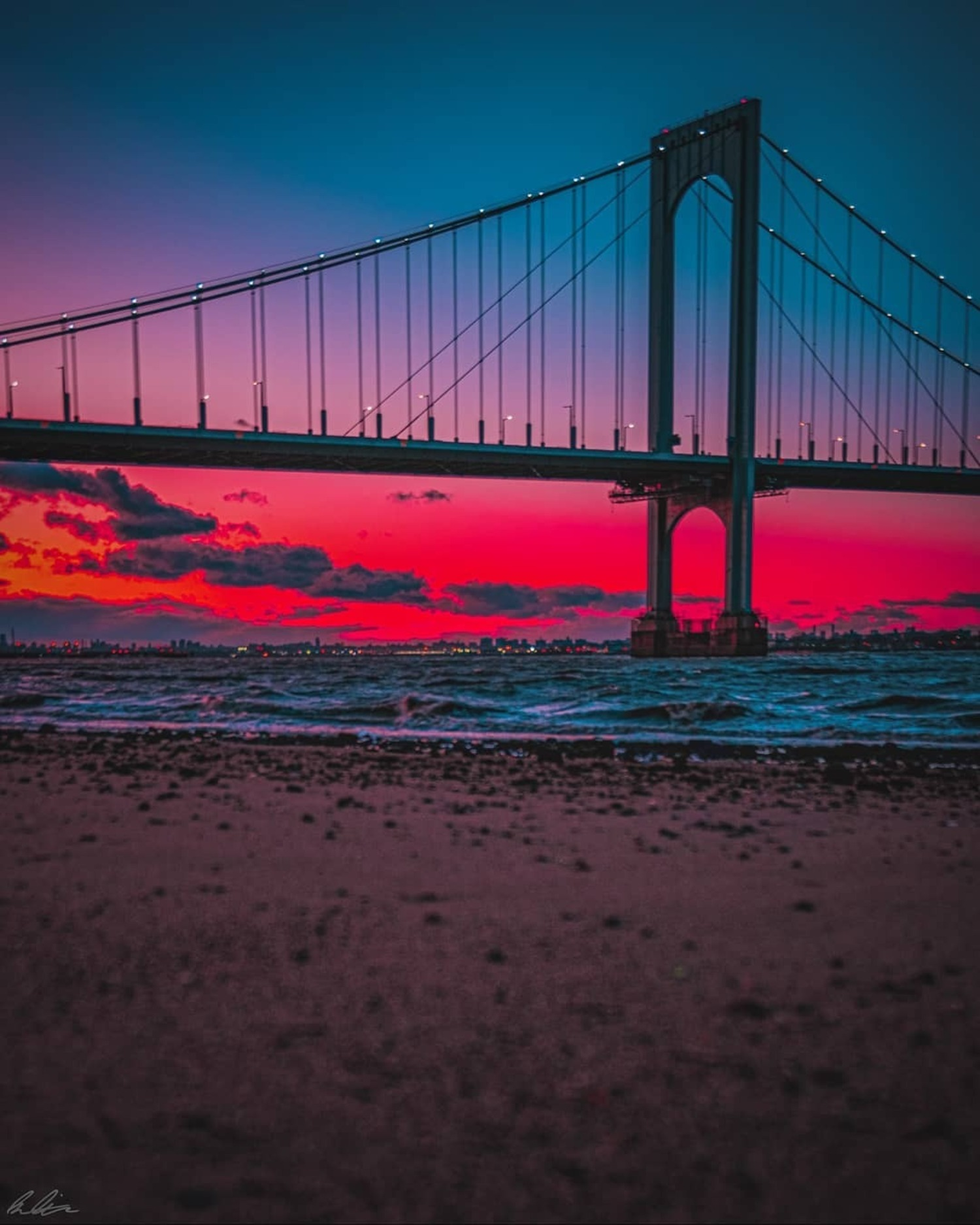 Whitestone Bridge, Queens, New York