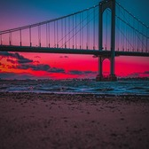 Whitestone Bridge, Queens, New York