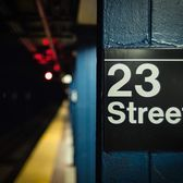 23 Street Station, Manhattan, New York