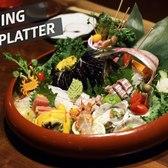 Sea Urchin Roe And Sashimi From Sushi Seki — Snack Break