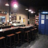 Step Inside NYC's Doctor Who Theme Bar.