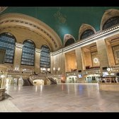 4K 360° New York City: Grand Central Terminal Main Concourse