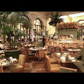 Revamped Palm Court Mixes New With Old