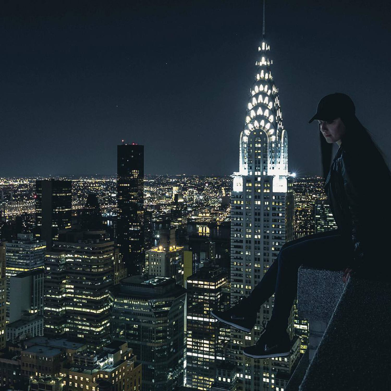 The biggest risks in life.. are the ones we didn't take. @usrnmeinvalid | #nyc