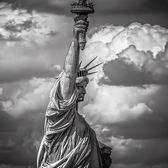 Statue of Liberty, New York, New York.