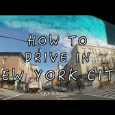 How to drive In NYC