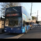 Take a look inside the MTA's new double decker express bus