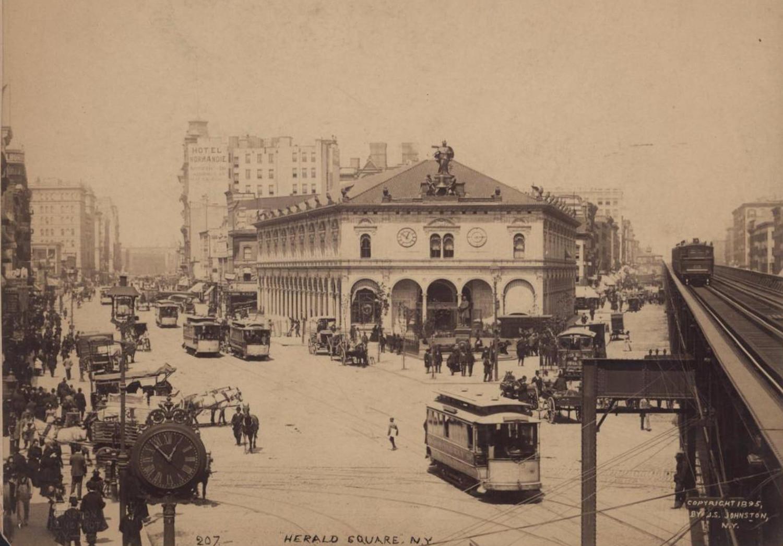 Herald Square 1895