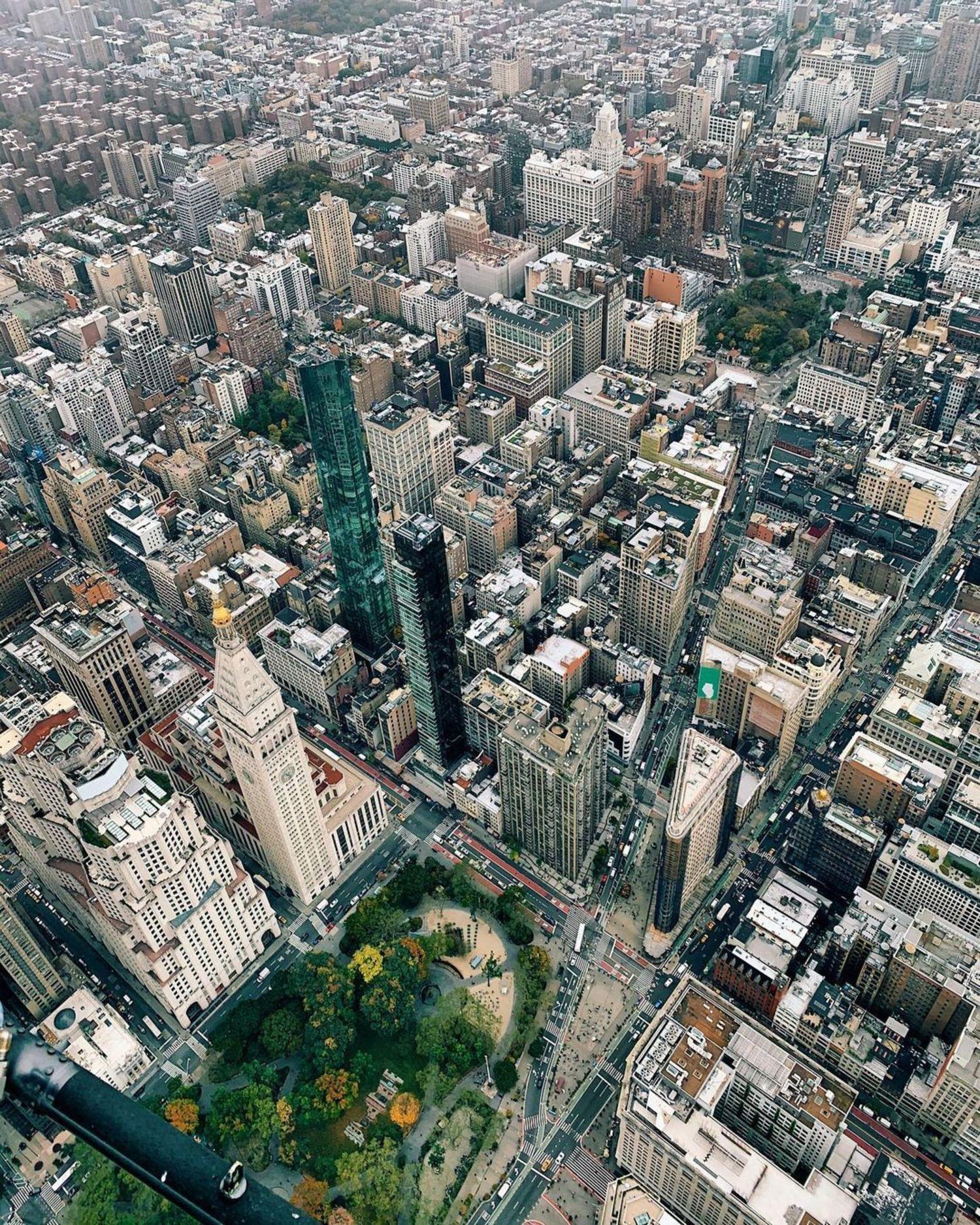 Madison Square Park, Flatiron District, Manhattan