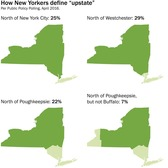"Where New Yorkers think ""upstate"" is"