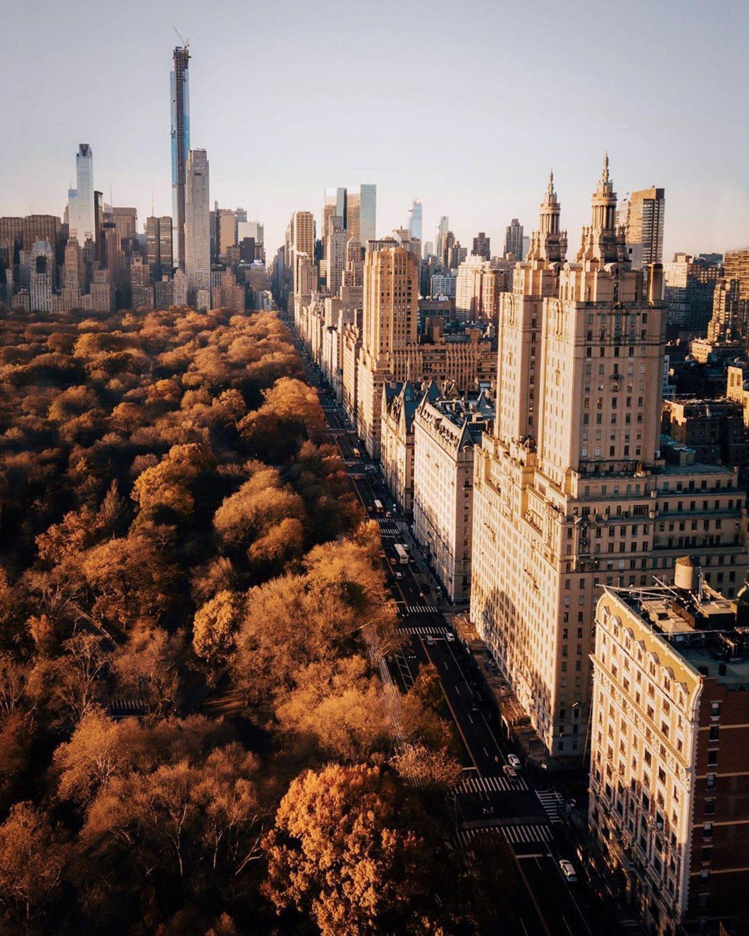 Central Park West, Manhattan
