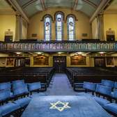 Tourist In Your Own Town #42 - Congregation Ansche Chesed