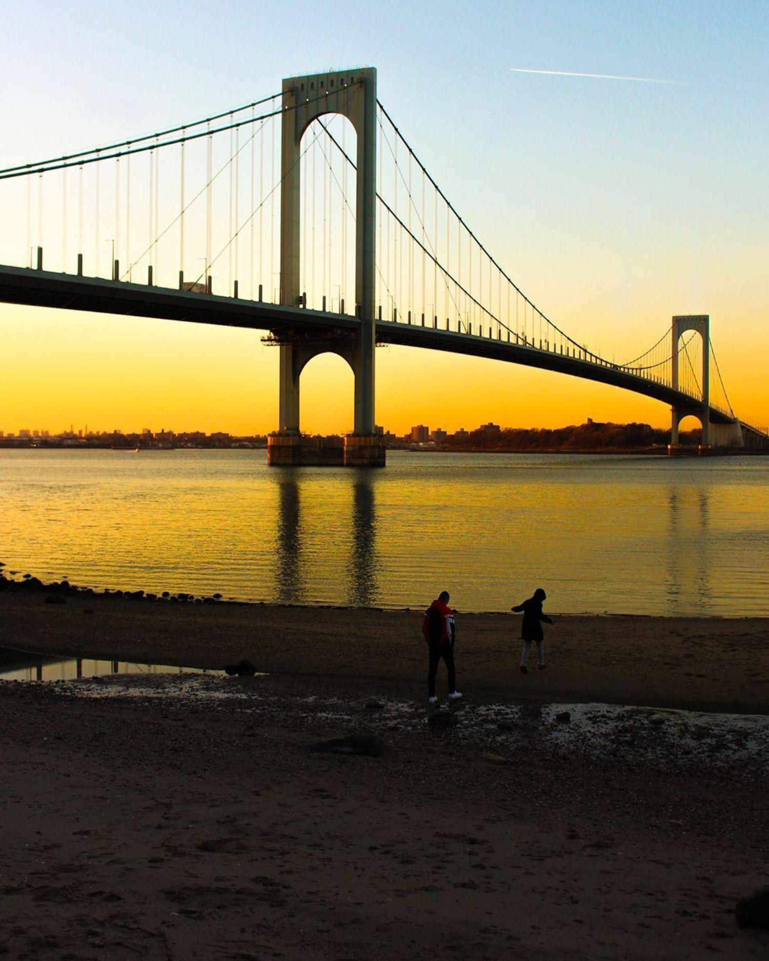 Whitestone Bridge, Bronx, New York