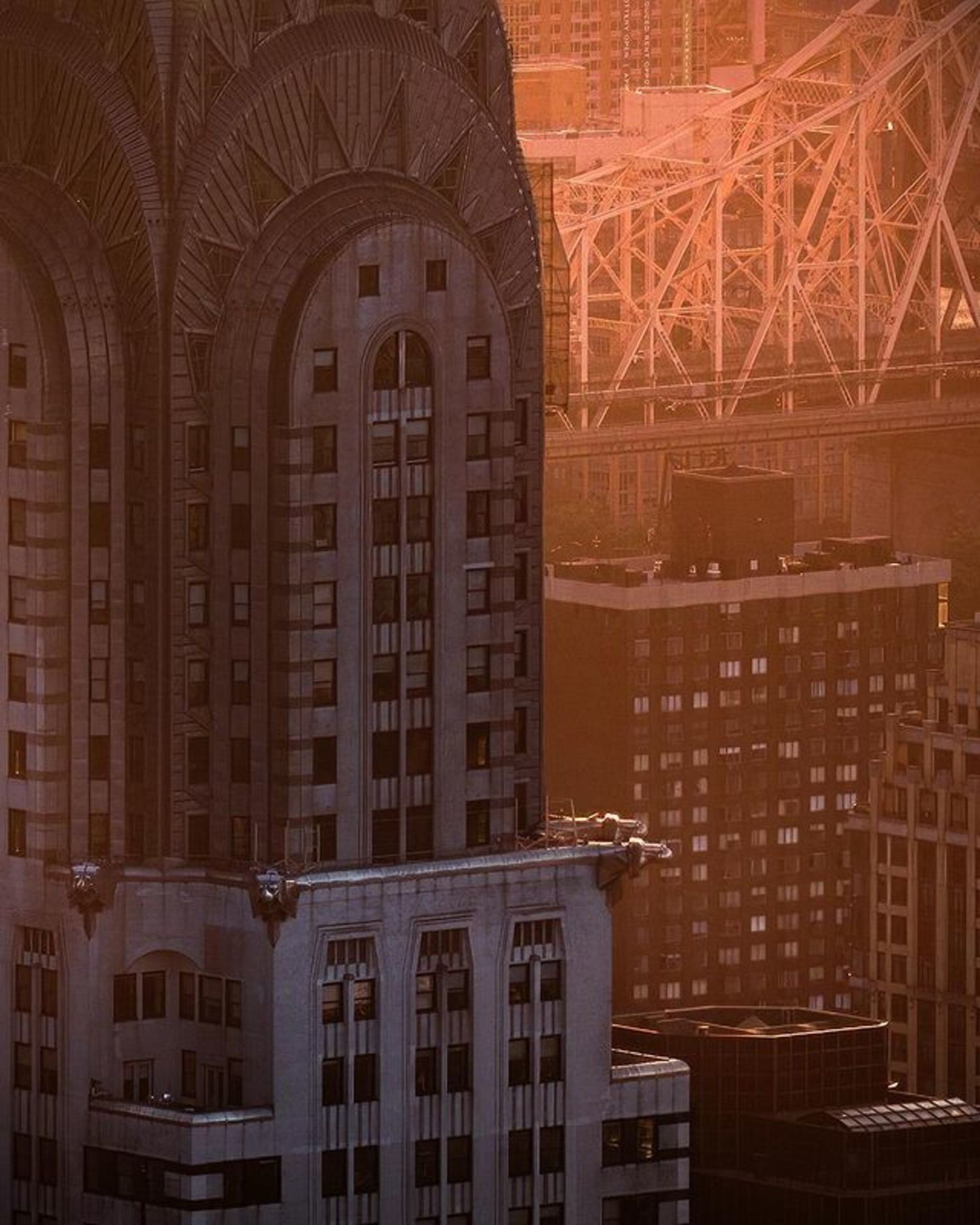Chrysler Building, Midtown Manhattan