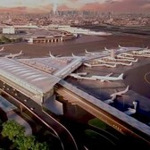 Newark Airport opens new 1-million-square-foot terminal