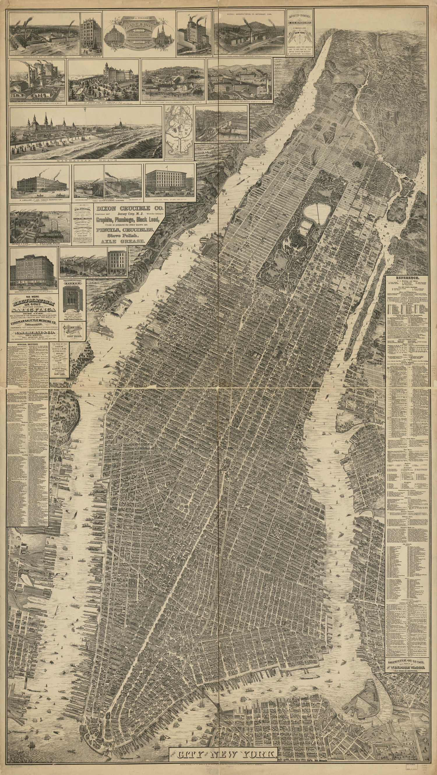 City of New York, 1879