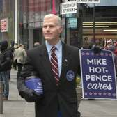 New York City Lens: Mike Hot-Pence