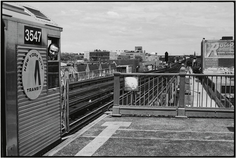 Astoria, Queens, May 1990.