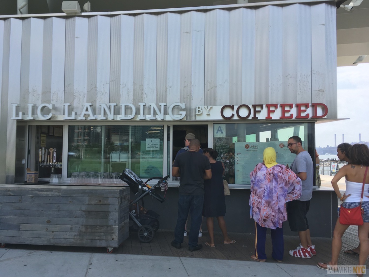 COFFEED at Long Island City Landing