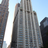 Woolworth Building Lobby and Basement Tour 16
