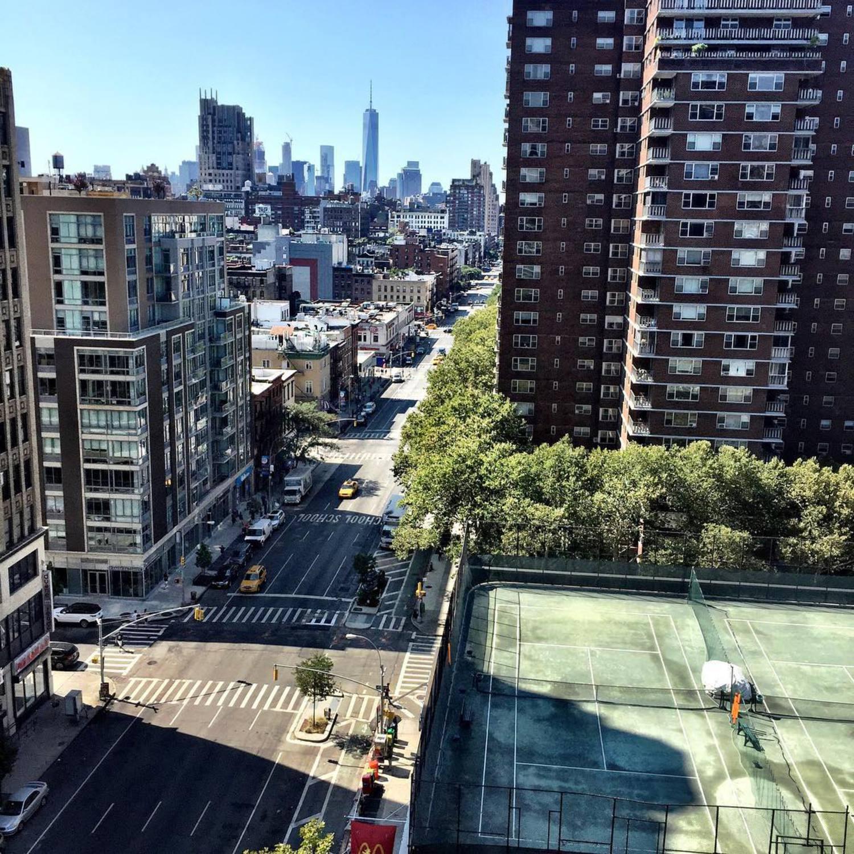 #ニューヨーク #マンハッタン #NYC #Manhattanis #laborday  The city is so quiet because of Labor Day.  レーバーデーという祭日でマンハッタンは静かです。