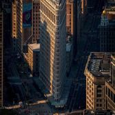 Flatiron Building, New York, New York.