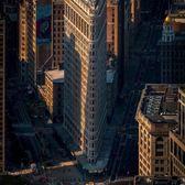 Flatiron Building, New York, New York.