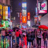 Times Square, New York. Photo via @matthewchimeraphotography #viewingnyc #newyorkcity #newyork #nyc
