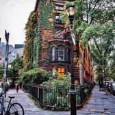 Stuyvesant Street, East Village, Manhattan.