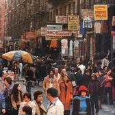 Orchard Street, Lower East Side, Manhattan, 1976