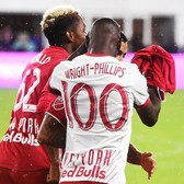 100: Bradley Wright-Phillips Scores Hit 100th MLS Goal