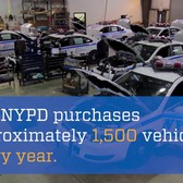 The NYPD - The Largest Police Fleet In The U.S.