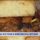 YUM: NYC Wine & Food Festival returns after virtual 2020 show