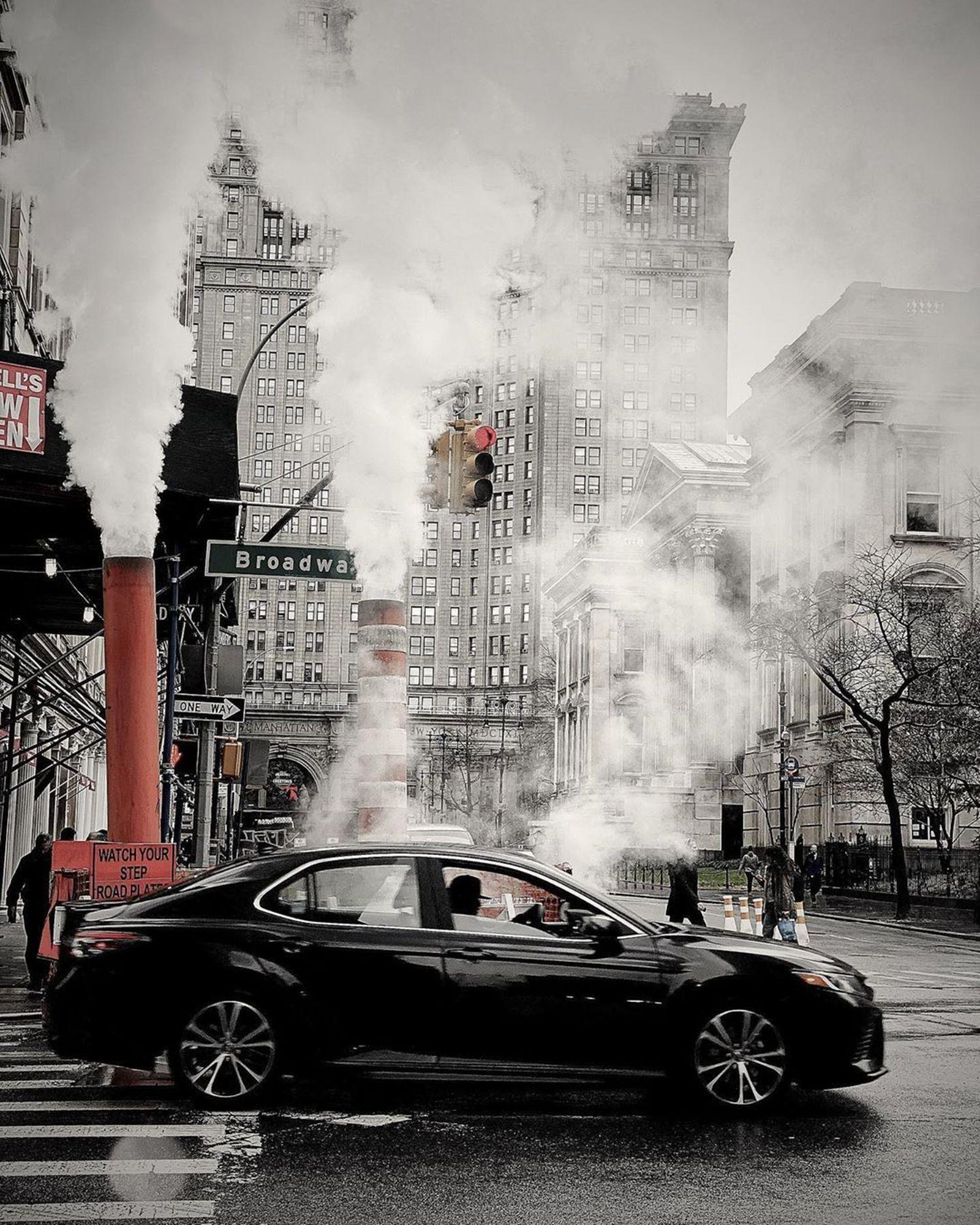 Broadway, Civic Center, Manhattan