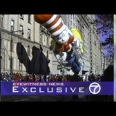 Out-of-control Cat in the Hat balloon slams into lamppost, hurts 4 at 1997 Thanksgiving Parade
