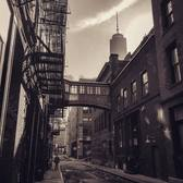 Staple Street Skybridge, Tribeca, Manhattan, New York