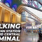 Walking NYC : Penn Station to Times Square & Grand Central Terminal (July 2021)