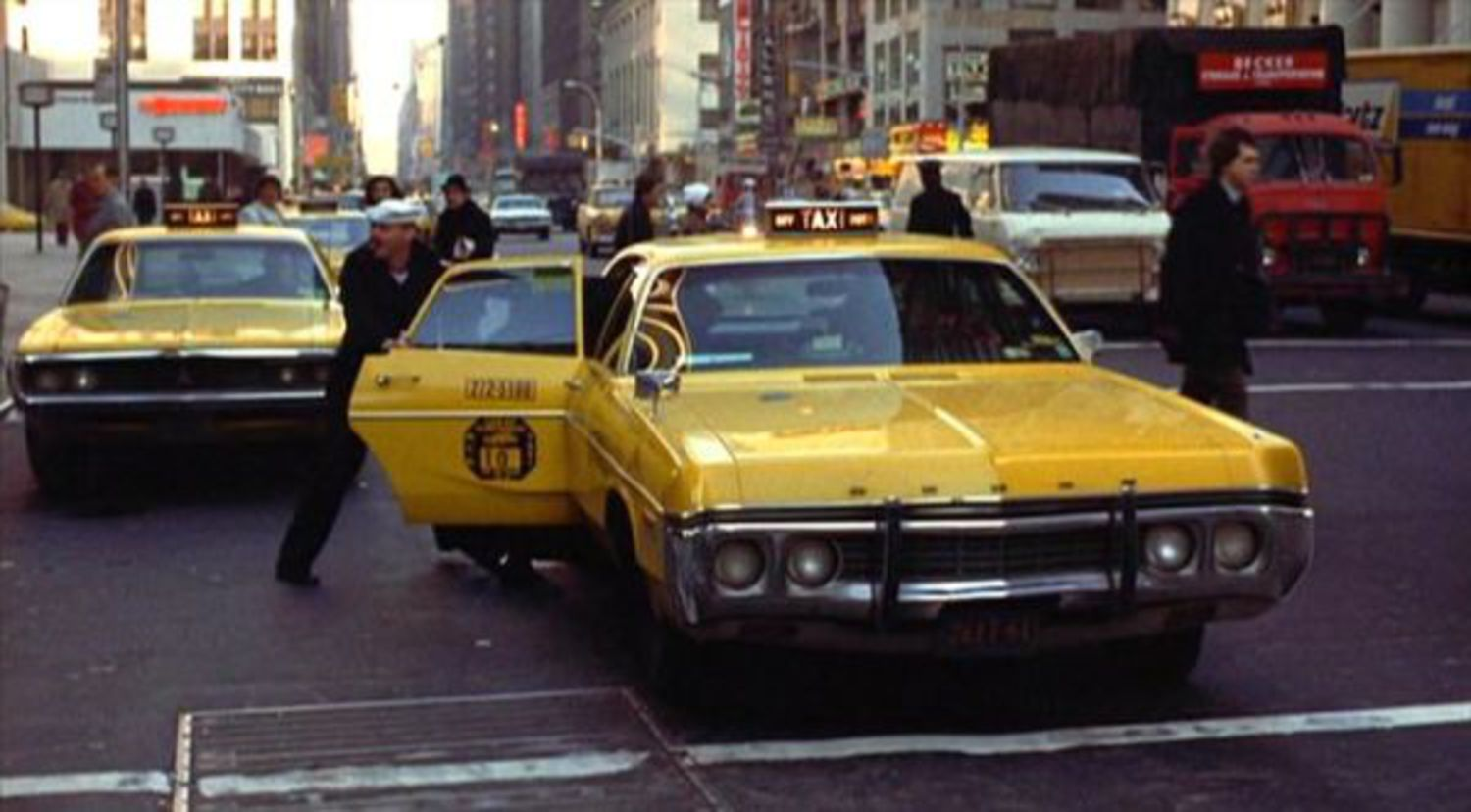 The 1970s: A 'sleazy' low point in cab comfort, cleanliness
