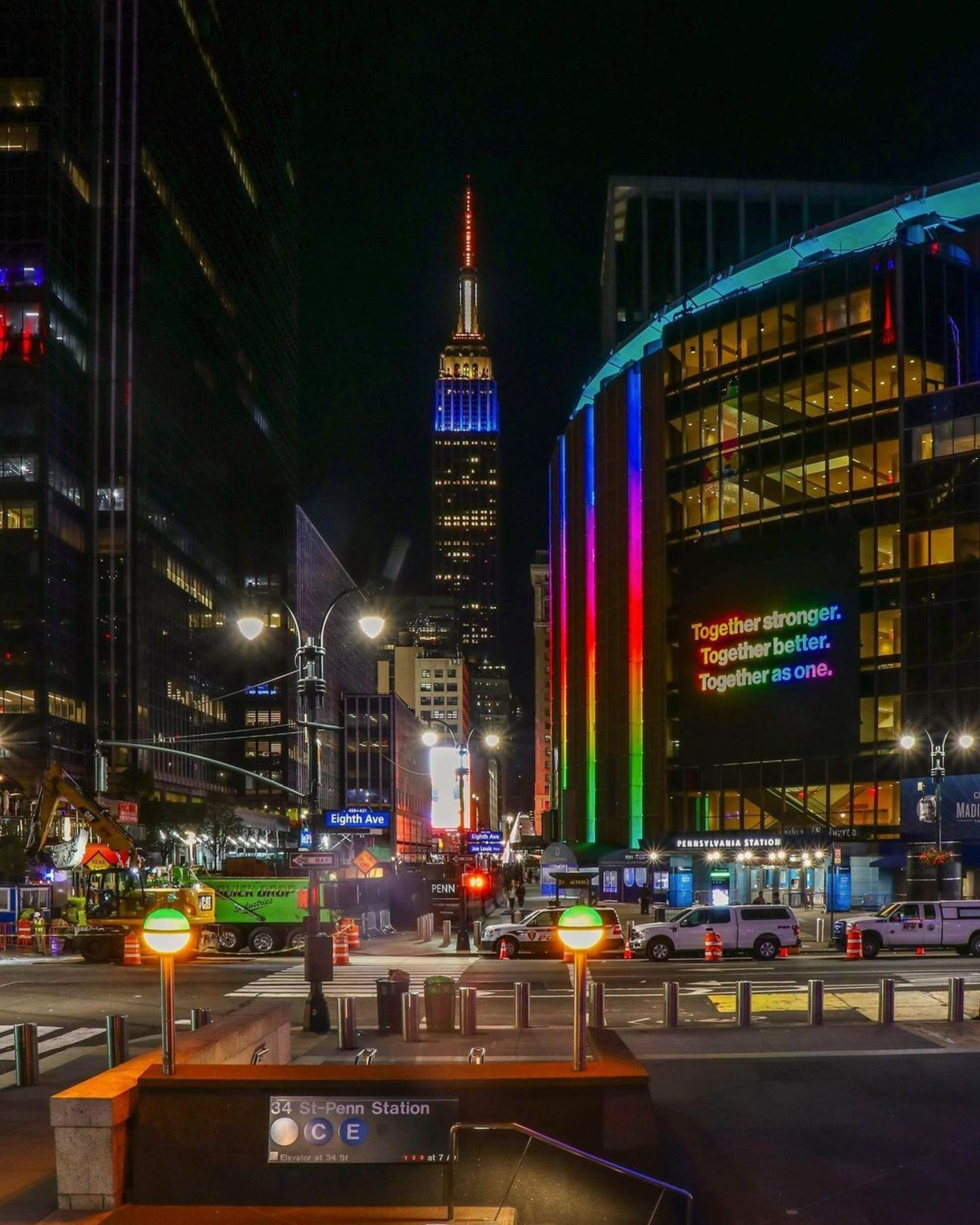 Madison Square Garden, Midtown, Manhattan