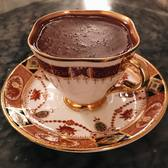 The richest cup of hot cocoa