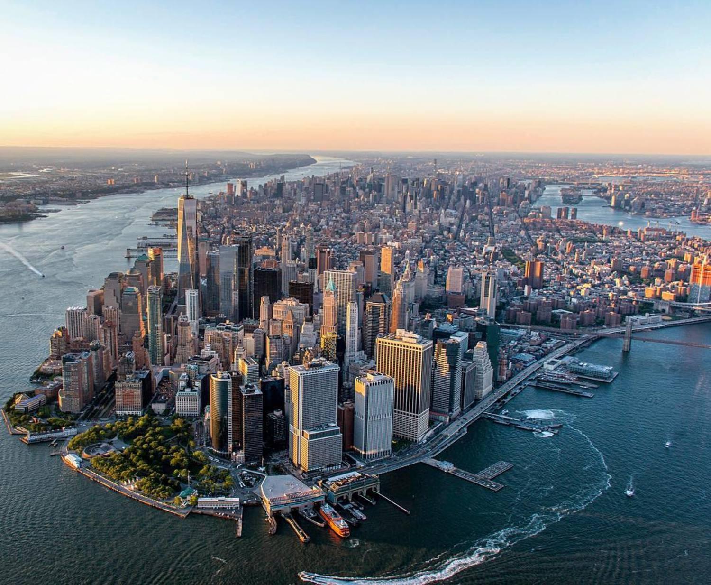 """🌆♥️ That's #Manhattan for ya!"""