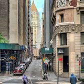 William Street, Financial District, Manhattan