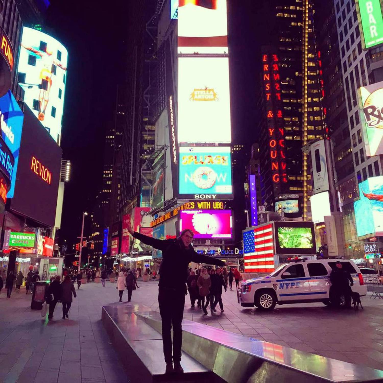 #NYC #polkawwielkimmieście