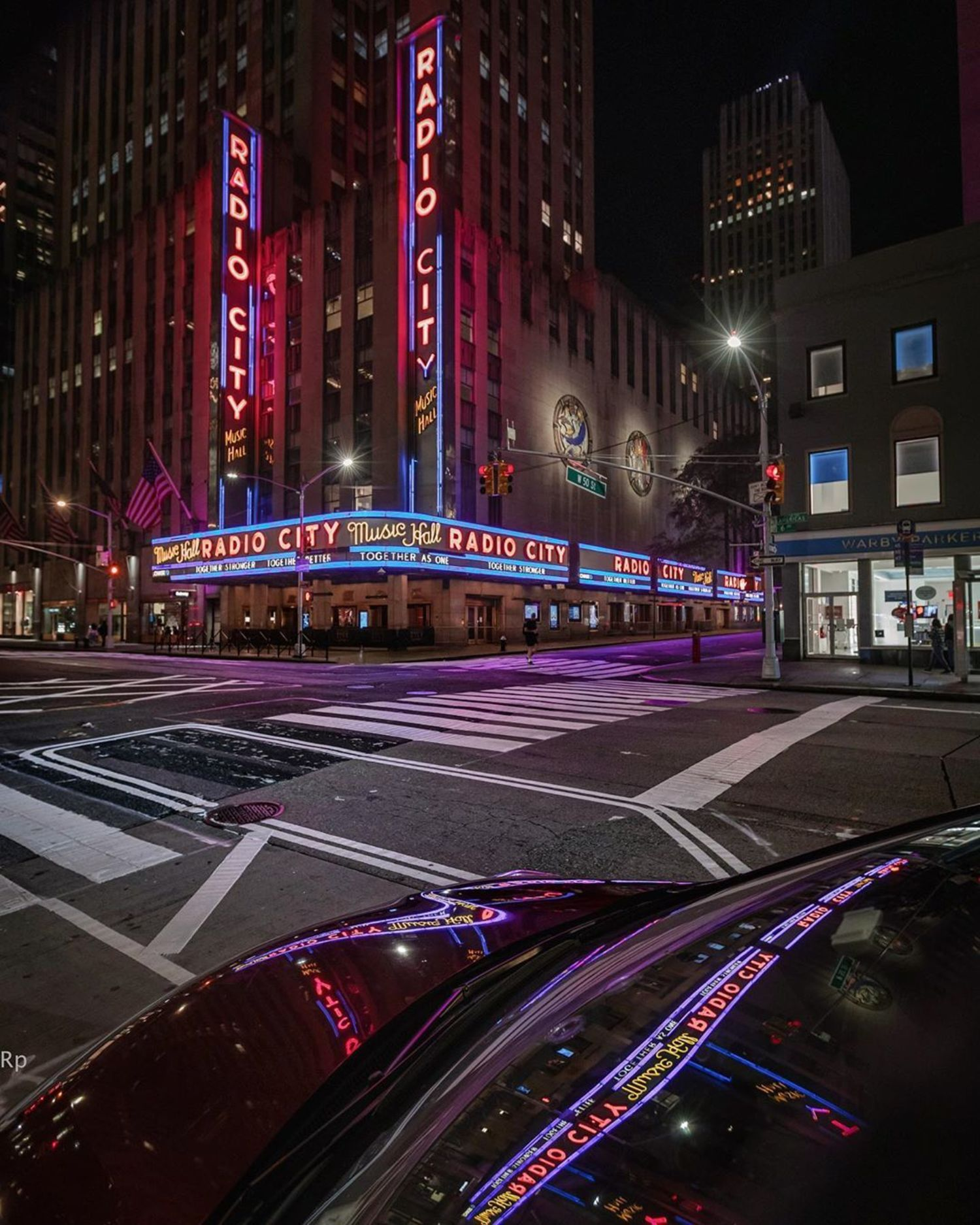 Radio City Music Hall, Midtown, Manhattan