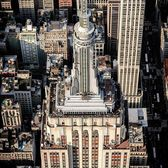 Empire State Building, New York, New York. Photo via @jmeade_photo #viewingnyc #nyc #newyork #newyorkcity #empirestatebuilding