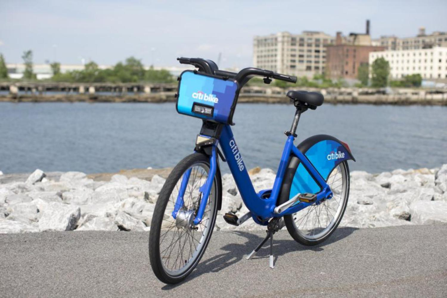 Citi Bikes have been redesigned by a world famous Olympic racing bike designer and will make their Big Apple debut later this month, officials said.