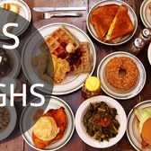 Assembling the Ultimate Southern Brunch at Pies 'N' Thighs in Williamsburg